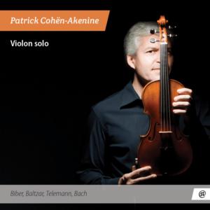 Violon Solo - Biber, Baltzar, Telemann, Bach