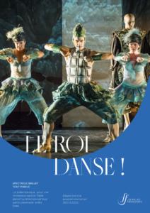"""Programme """"Le Roi Danse !"""" - Folies françoises"""