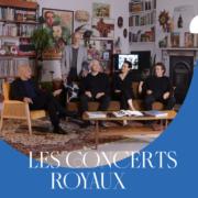 """Programme """"Les concerts royaux"""" - Folies françoises"""