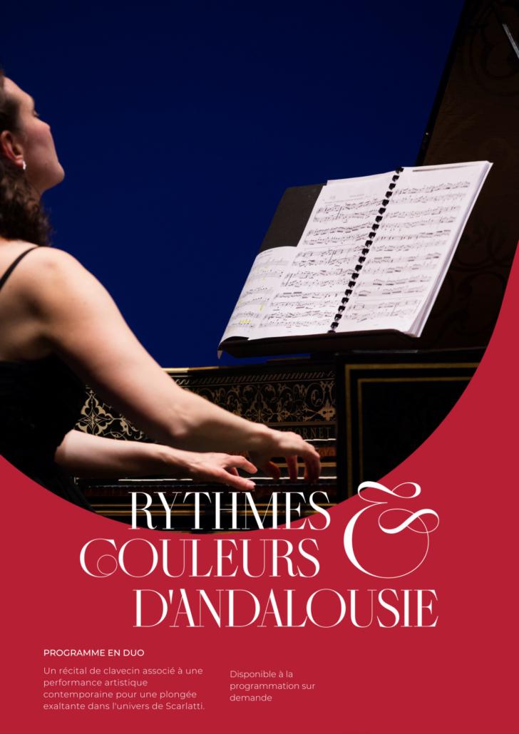 Rythmes & Couleurs d'Andalousie