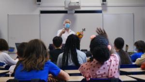 Intervention en milieu scolaire – Promouvoir le métier de musicien