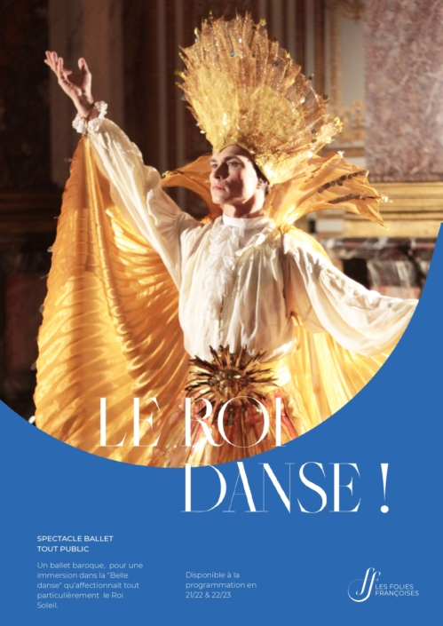 Le Roi Danse !