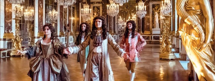 La Sérénade Royale au Château de Versailles